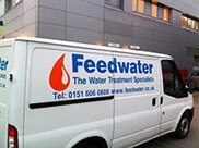 feedwater van fleet