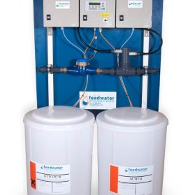chlorine dioxide dosing system