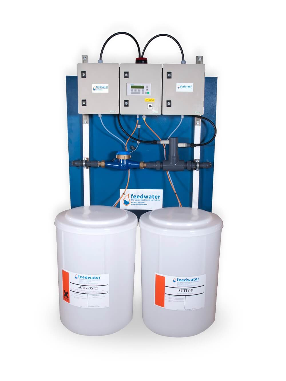 Chlorine Dioxide Water Treatment Disinfection Dosing System