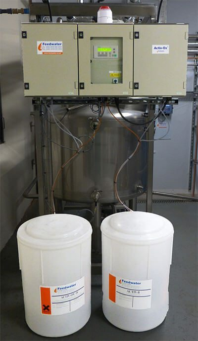 Chlorine Dioxide Systems Feedwater Website