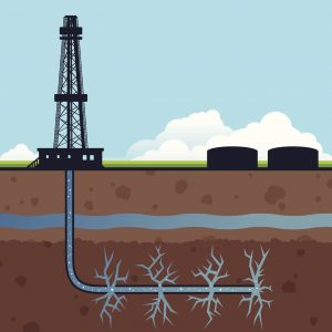 Hydraulic Fracturing Gas Drilling