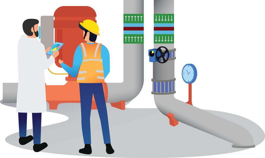 Closed Loop Water Treatment Chemicals |Closed Circuit